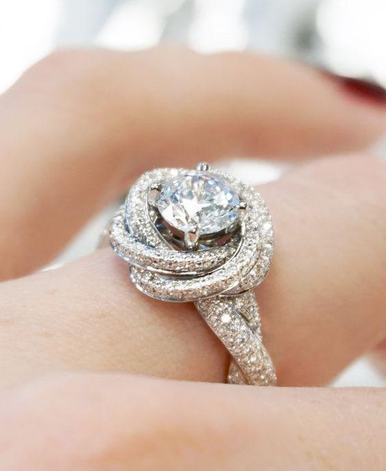 ceddef65e885 Обручальные кольца с бриллиантами купить в Киеве  цена, фото