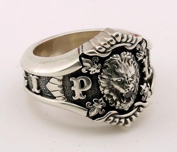 Мужские серебряные кольца в Киеве. Купить серебряные печатки 1d696c77de816